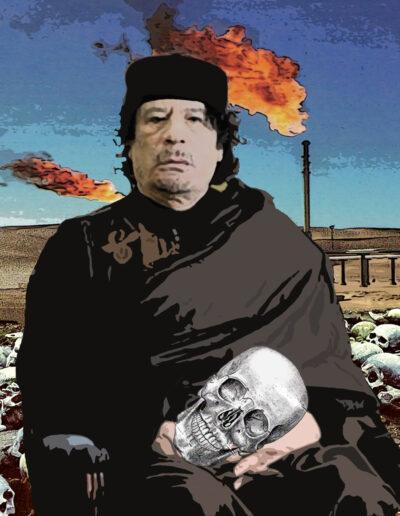 Otan del referandum a Libia