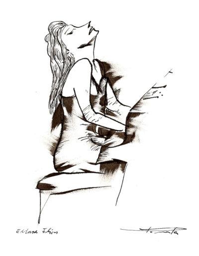 Ilustración por por Xavier Porrata