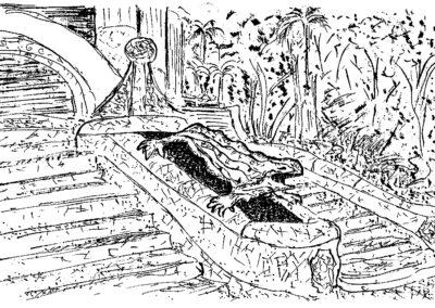Parque Guell Dragón